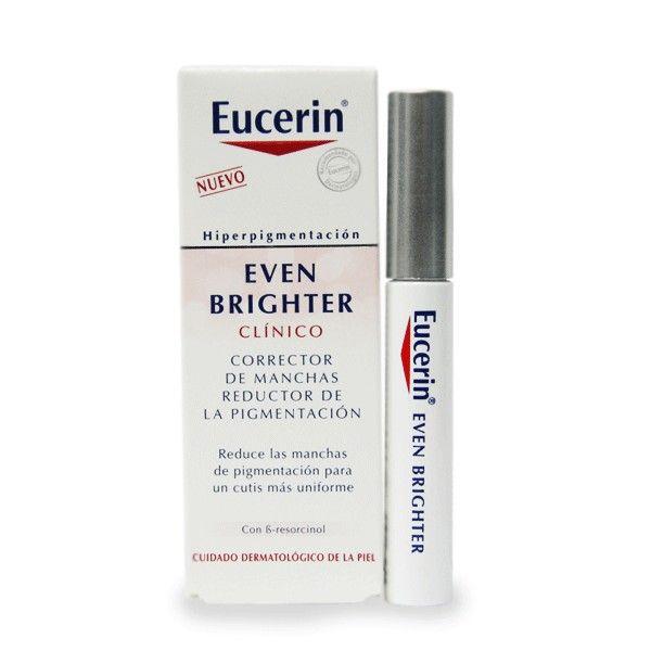 Probando Even Brighter, el lápiz mágico antimanchas de Eucerin