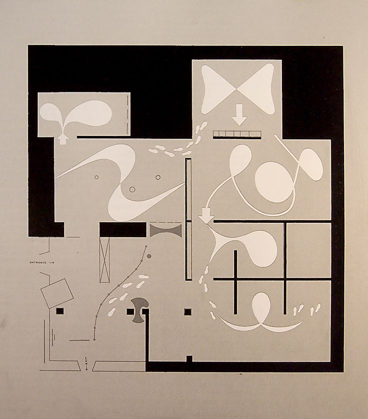 Herbert Bayer. Envisioning Architecture (MoMA, New York, 2002)
