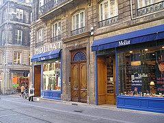 Les librairie Mollat - Bordeaux