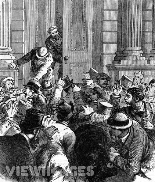 History of the NYSE: Growth and Panic 1873