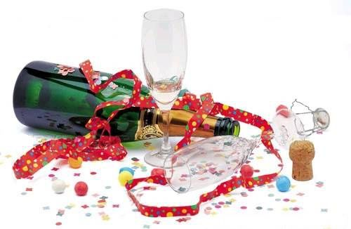 Předsevzetí jsou na nic aneb šťastný nový rok