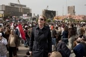 A fearless reporter paid the ultimate price for bringing us the news from the front lines.  Marie Colvin killed in Syria today.