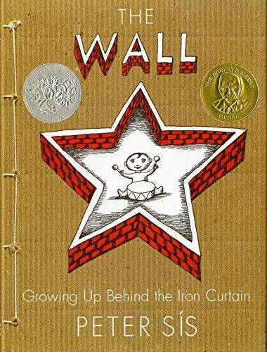 The Wall: Growing Up Behind the Iron Curtain (Caldecott Honor Book) by Peter Sís http://smile.amazon.com/dp/0374347018/ref=cm_sw_r_pi_dp_ghd8vb14949SB