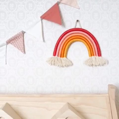 Rope Rainbow oder Seil Regenbogen