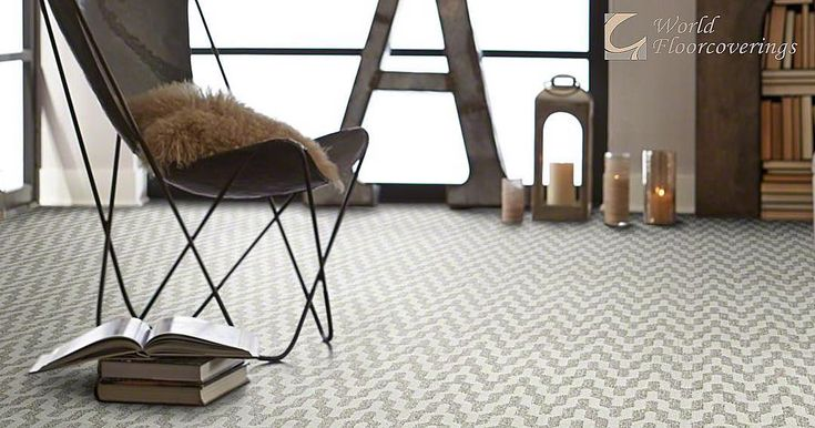 This carpet strikes the right balance between fashion and practicality. [Featured: Brush Stroke x Caress Patterns]