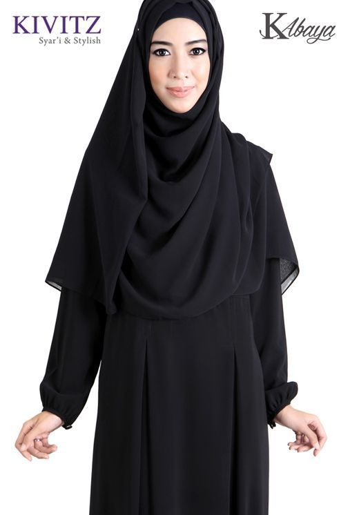 KIVITZ: New KIVITZ Abaya Series