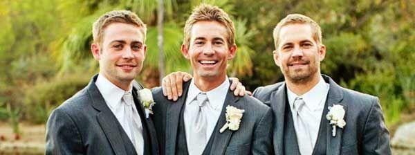 Los hermanos de Paul Walker ayudarán en el rodaje de Fast & Furious 7
