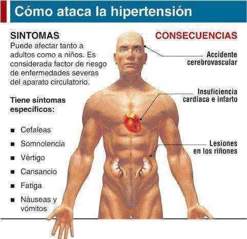 Sintomas de la hipertensión. La hipertensión, es la señal de alerta de un mayor…