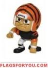 "Cincinnati Bengals Lil' Teammates Series 2 Lineman 2 3/4"" tall"