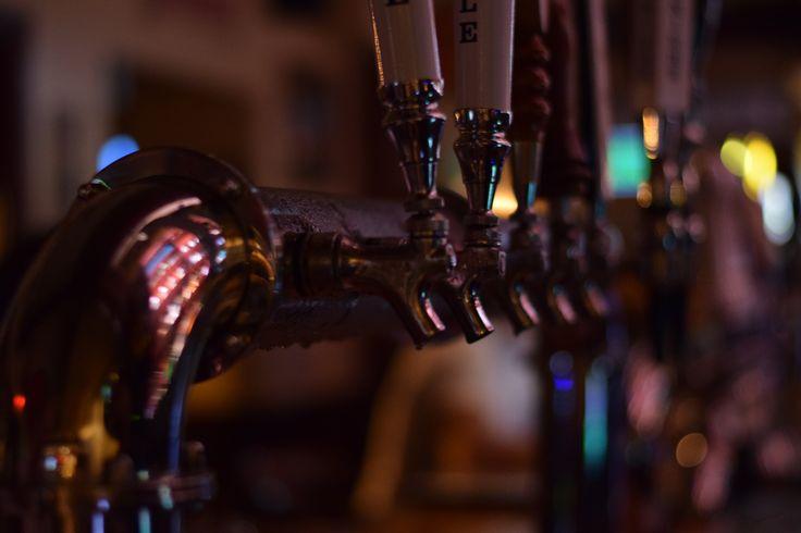 Goûtez à nos 30 bières en fût!