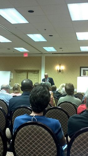 Ed Rendell at the Philadelphia Writers' Conference