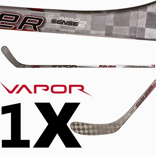 아이스 하키 용품 리뷰 및 경기 정보 새로운 아이스 하키 장비 소식 by Milk Hockey: Bauer 아이스 하키 스틱 Vapor 1x 소개 - 2015 신제품