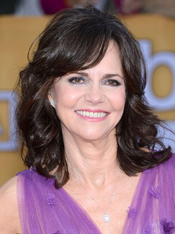 SAG Awards 2013: The 10 celebs with the best hair and makeup — Sally Field http://beautyeditor.ca/2013/01/29/sag-awards-2013-the-10-celebs-with-the-best-hair-and-makeup/