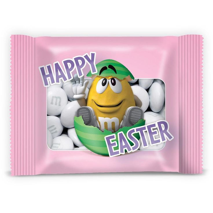 Personalized Easter Party Favor Packs - Customize your Easter party or egg hunt with these personalized Easter egg candy packs! Each come filled with your very own blend of festive Easter M&M'S®️.