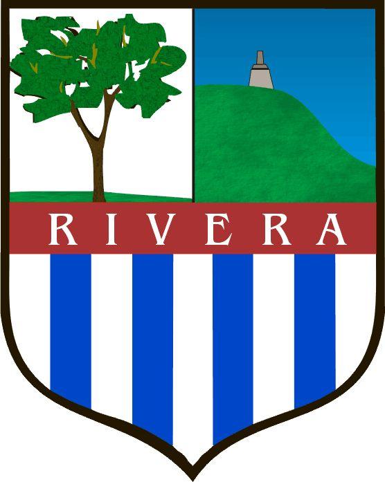 Departamento de Rivera (9370Km²), Uruguay, Capital: Rivera #Rivera (L3120)