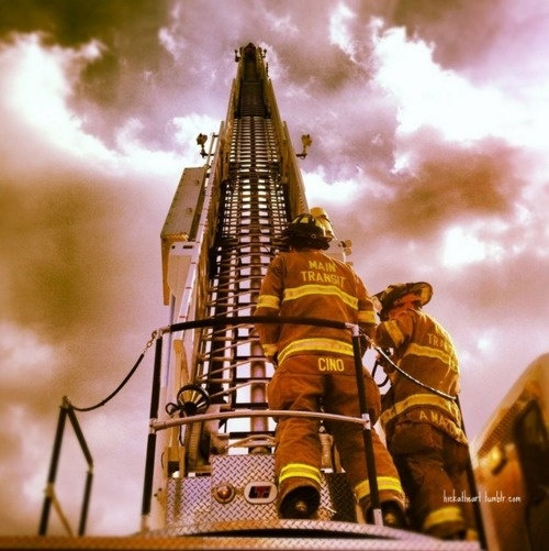 A firefighter knows that any moment they my climb the Stairway to Heaven. Yet, every moment that calls they still show up.    thethinredline.org