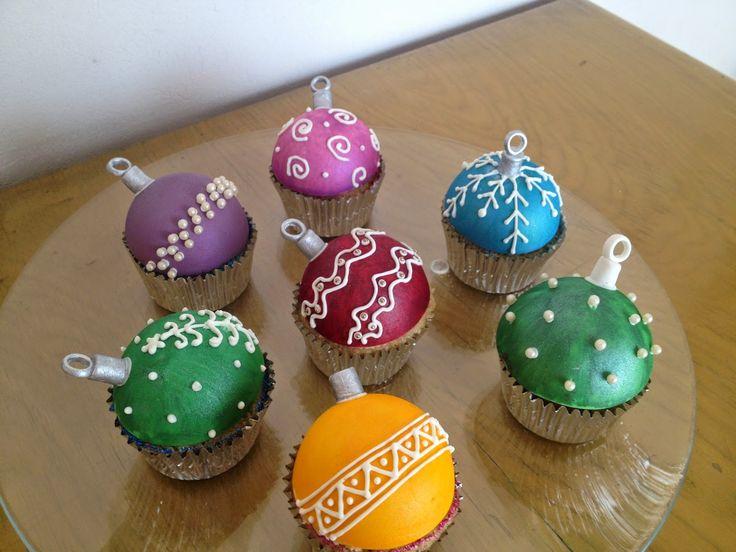 La casa de Alejandra: Esferas de Fondant para Cupcakes DIY Alejandra Coghlan