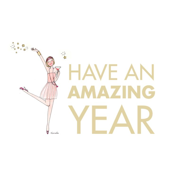 Happy New Year | http://ecards.mylittleparis.com/
