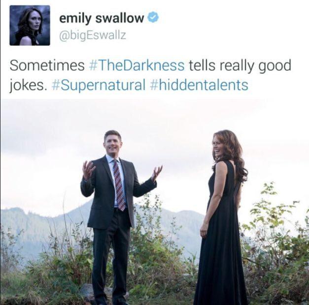 11x09 O Brother Where Art Thou Tweet From Emily Swallow