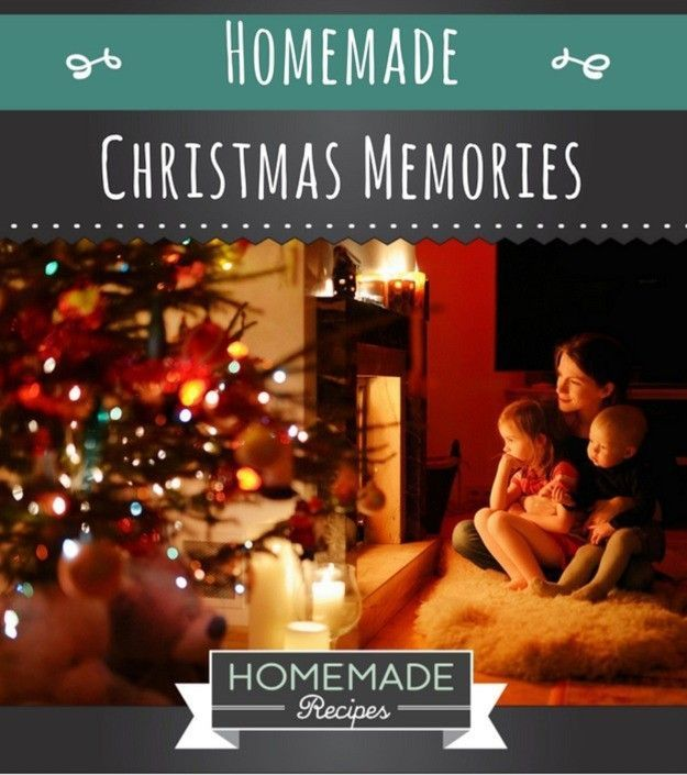 Homemade Memories - Christmas Dinner To Remember | https://homemaderecipes.com/homemade-memories-christmas-dinner/