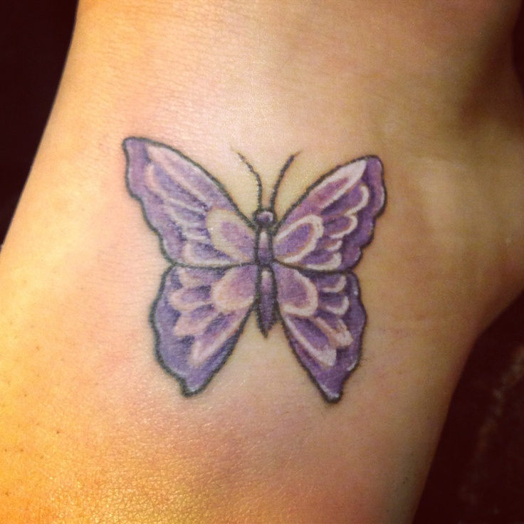 45 best memorial tattoo ideas images on pinterest for Butterfly memorial tattoos