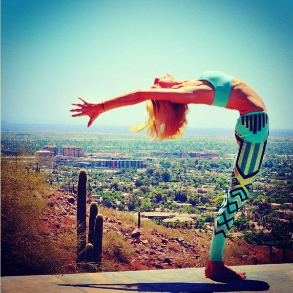 """Blessed are the hearts that can bend; they shall never be broken."" ~ Albert Camus Yogi Gypset Goddess Image Instagram: @gypsetgoddess"