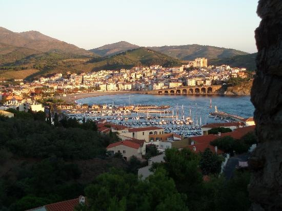 Banyuls sur mer. A beautiful little town in France. Must return