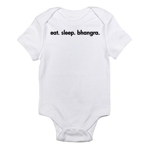Eat. Sleep. Bhangra.
