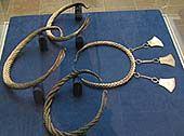Verkkouutiset - Arkisto - Inarin hopea-aarre esillä Kansallismuseossa