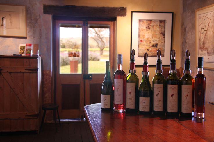 Turkey Flat Vineyards Cellar Door, Barossa Valley, Australia.  Rustic