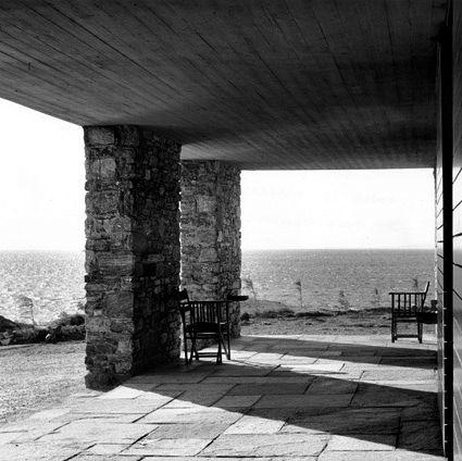 Aris Konstantinidis   K. Papapanayotou House, 1961-62
