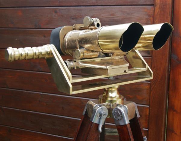 Grande binoculaire d'observation Huet 8x50 Jumelles Jumelles SGO 1935