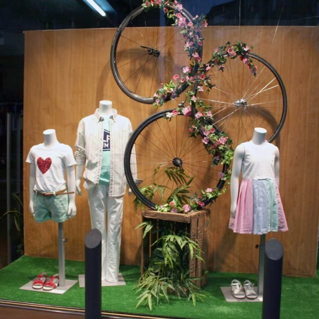 Easter Display Ideas: Best 91 Easter & Spring Displays With Mannequins Images On