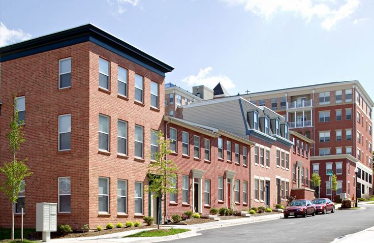 Broadway Overlook Marks Thomas Architects Affordable Housing Architect Architecture Project