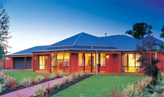 Pin By Adrian Marklew On Western Australia Builders Home Designs Pi