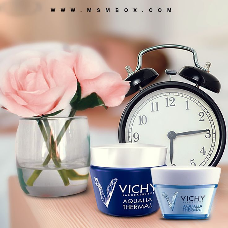 Wake up to beautiful skin with Vichy Aqualia Thermal Night Spa  Shop: msmbox.com