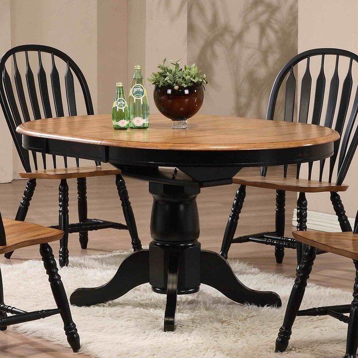 top 25+ best pedestal dining table ideas on pinterest | round