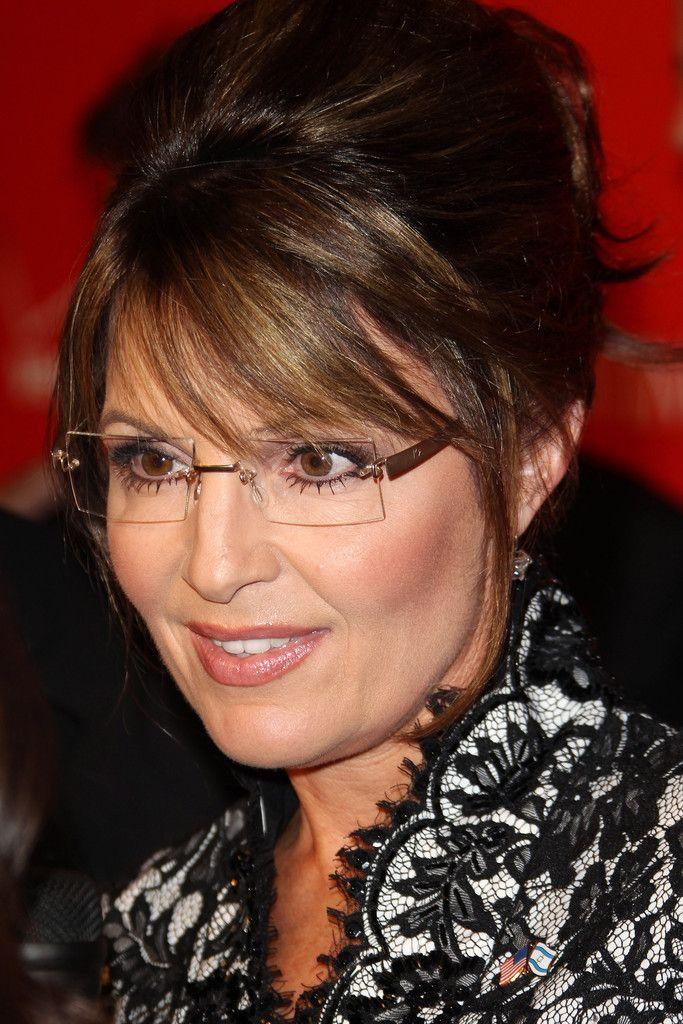 Sarah Palin French Twist