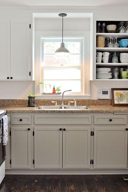 17 best ideas about caulk paint on pinterest decorators for Caulking kitchen cabinets