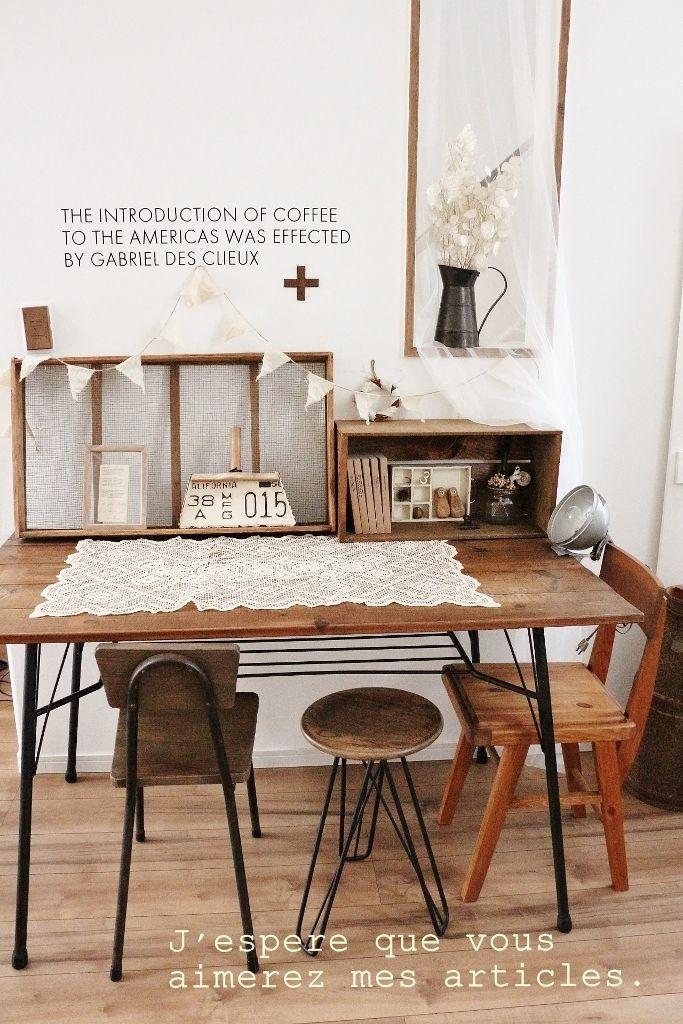 +リメイク+|・:*:ナチュラルアンティーク雑貨&家具のお部屋・:*-4ページ目