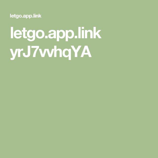 letgo.app.link yrJ7vvhqYA