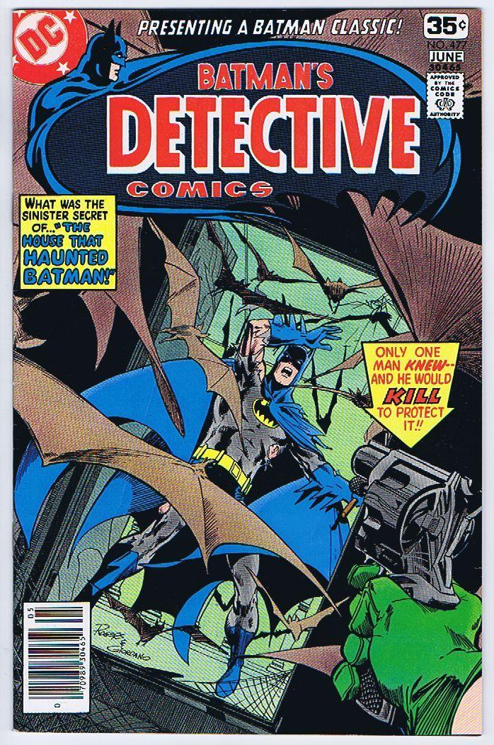 Batman And Robin In Detective Comics