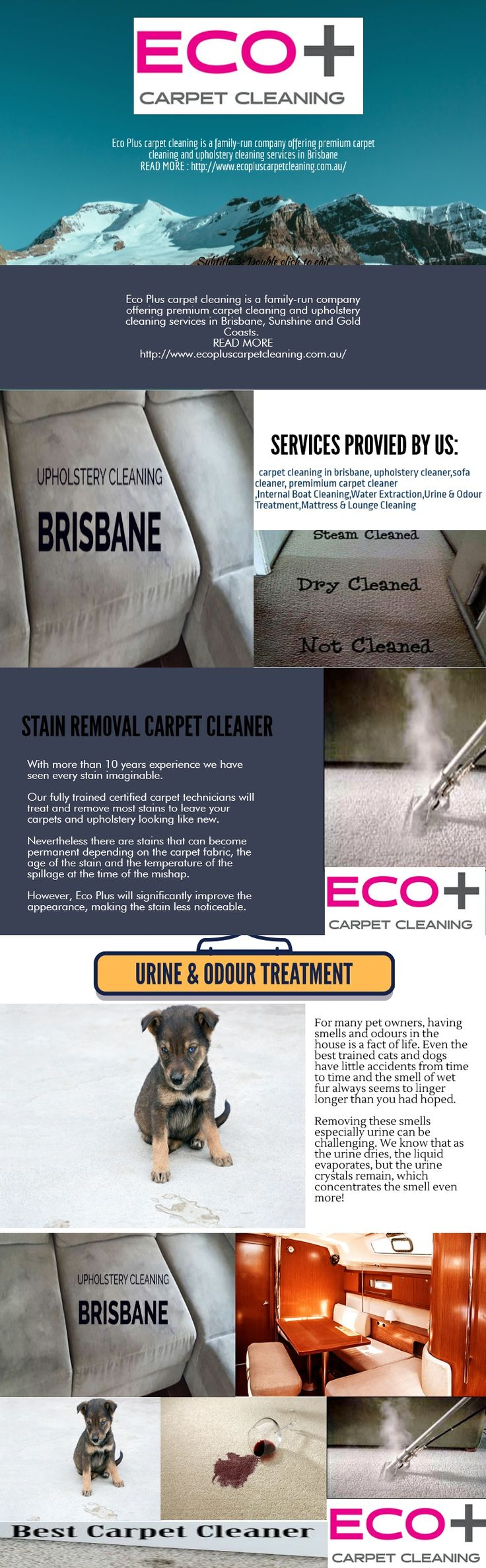 eco plus carpet cleaning is a familyrun company offering premium carpet cleaning and upholstery