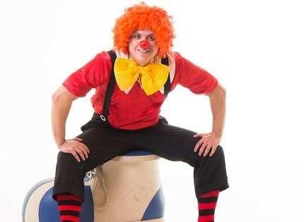 Клоун на день рождения ребенка - Забавный и Веселый. Самый чудный детский…