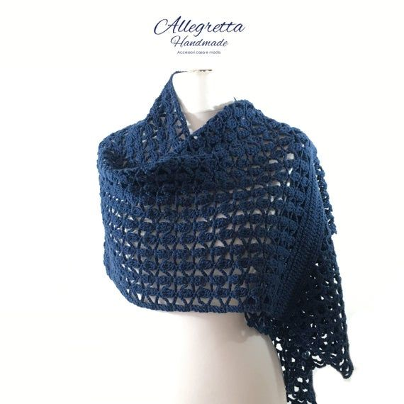 Crochet Shawl Wrap Crochet Scarf Rectangular Openwork Shawl Crochet Shawl For Sale Winter Women Accessories Gifts For Mom From Daughter Sciarpe Uncinetto Lana