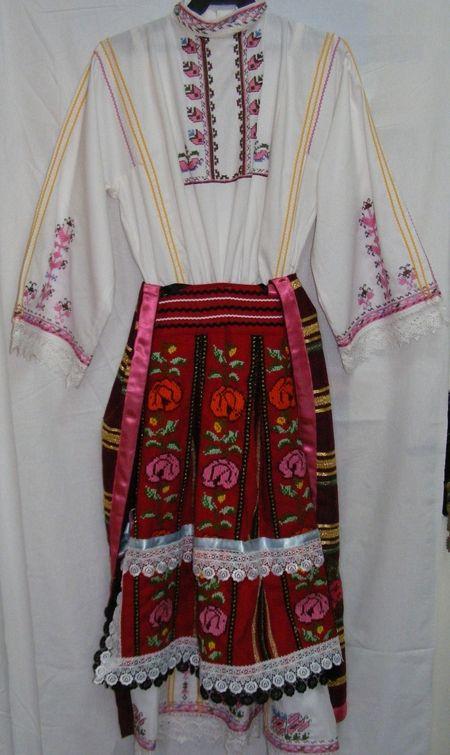 Double-apron  (North Bulgaria)