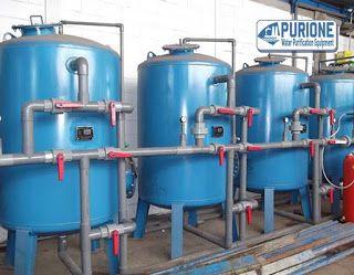 Tangki Carbon Filter 20 m3/jam adalah tangki filter bertekanan yang berisi media filter karbon aktif untuk kapasitas laju air 20000 liter per jam - http://www.purione.com/2017/05/tangki-carbon-filter-20-m3jam.html