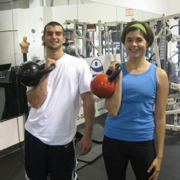 We Tried It: What to Expect in a Kettlebell Class via @SparkPeople
