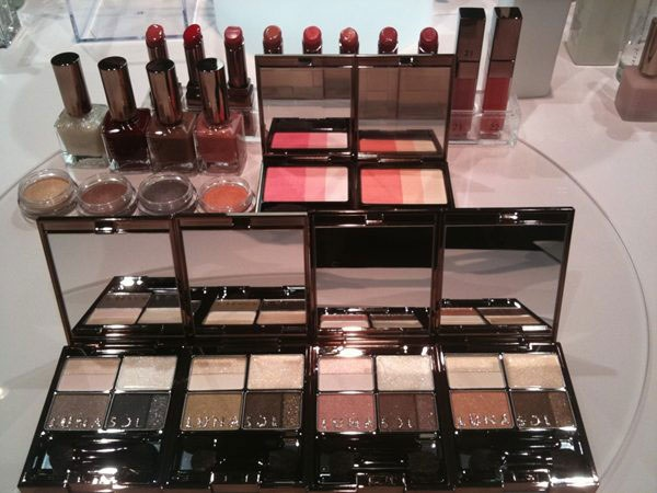 Lunasol Makeup Collection for Fall 2012
