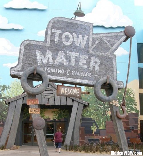 Mater's Salvage Yard License Plates